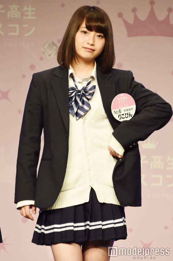 Nagai được khen ngợi nhờ khuôn mặt đáng yêu, xinh xắn dù chiều cao chỉ đạt 1m57. (Ảnh: modelpress)