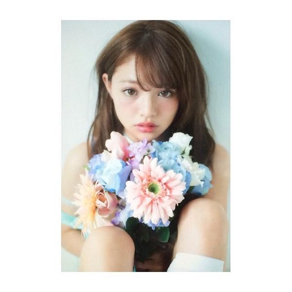 Fumiko Funayama cũng từng đoạt giải cuộc thi Miss JK và đã có sự nghiệp người mẫu rất thành công. (Ảnh: Internet)