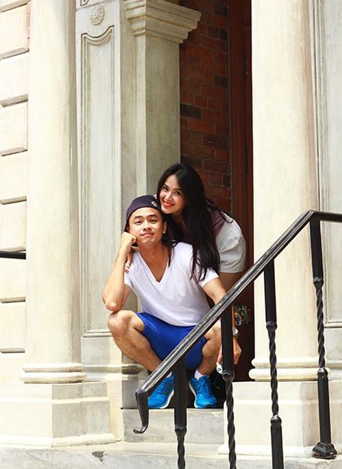 Để có được tình cảm ngọt ngào như hiện nay, cặp đôi này đã trải qua 8 lần chia tay chỉ trong hai tháng. - Tin sao Viet - Tin tuc sao Viet - Scandal sao Viet - Tin tuc cua Sao - Tin cua Sao