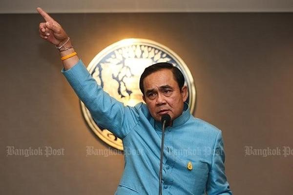 Thủ tướng Thái Lan Prayut Chan-o-cha. (Ảnh: Internet)