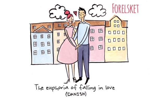 17. Niềmhạnh phúcngây ngất trong tình yêu.