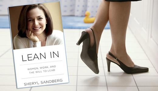 Mục đích của #LeanInTogethernhằm kêu gọi những người đàn ông chia sẻ công việc trong gia đìnhđể phụ nữ tập trung phát triển sự nghiệp. (Ảnh: Internet)