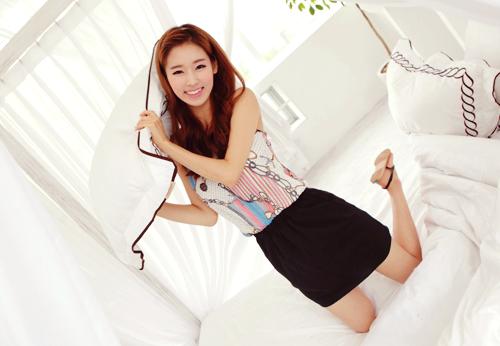 """Park Hwan Hee là một ulzzang (hiểu nôm na là """"hotgirl) khá được yêu thích. (Ảnh: Internet)"""