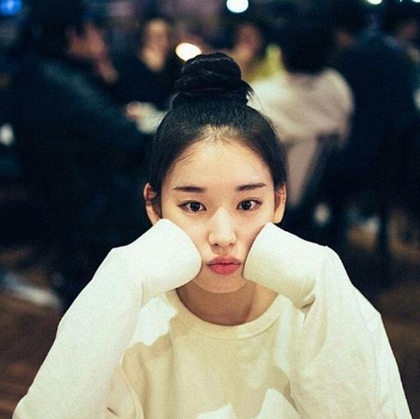 """Hình ảnh của Park Hwan Hee khiến fan khó tin cô là """"bà mẹ một con"""". (Ảnh: Internet)"""