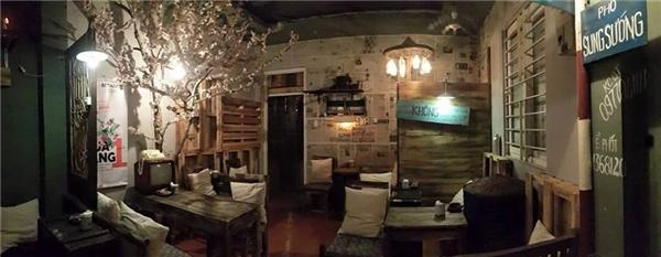 Những quán cà phê độc đáo ở Hà Nội khiến bạn đắm say