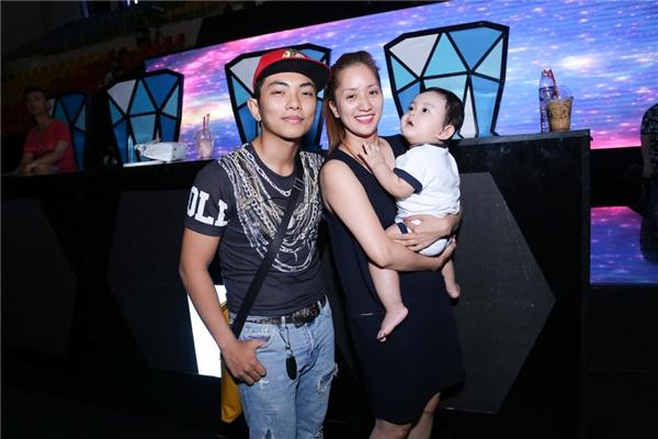 Gia đình nhỏ đáng yêu của Phan Hiển - Khánh Thi - Tin sao Viet - Tin tuc sao Viet - Scandal sao Viet - Tin tuc cua Sao - Tin cua Sao
