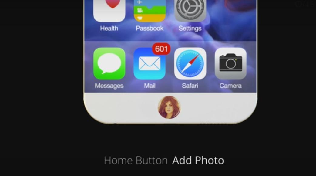 """Giao diện nút Home cho phép người dùng tùy chỉnh. Đây là một điểm cải tiến """"siêu đỉnh"""" của thiết kế iPhone này."""