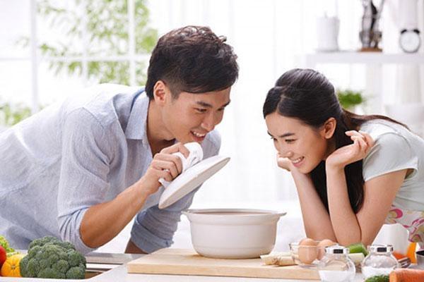 Đồng vợ đồng chồng là mơ ước của biết bao cô gái. Ảnh: Internet
