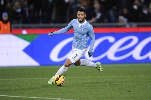Lazio đangngăn cản Felipe Anderson đến MU bằng mọi giá. (Ảnh: Internet)