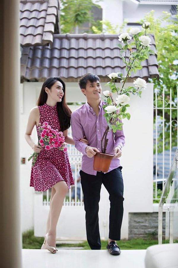 Gia đình hạnh phúc đáng ngưỡng mộ của cặp vợ chồng Công Vinh - Thủy Tiên - Tin sao Viet - Tin tuc sao Viet - Scandal sao Viet - Tin tuc cua Sao - Tin cua Sao