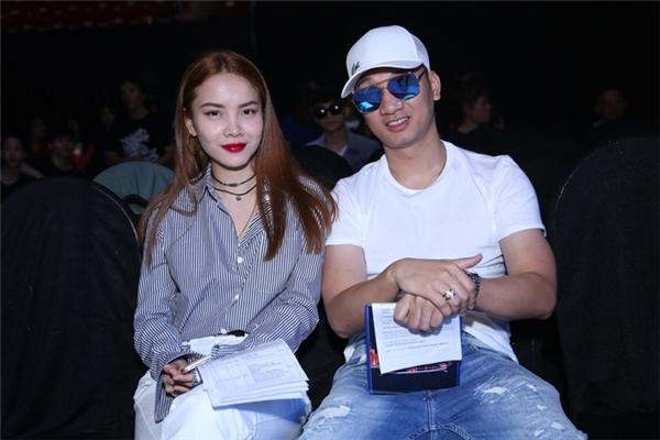 Cặp đôi MC Yến Trang - Thành Trung - Tin sao Viet - Tin tuc sao Viet - Scandal sao Viet - Tin tuc cua Sao - Tin cua Sao