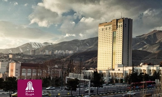 Khách sạn Parsian nằm ở vị trí đẹp. (Ảnh: Internet)