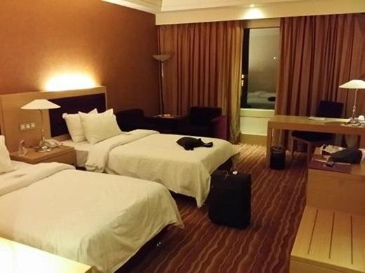 Phòng ngủ rất đẹp… (Ảnh: Internet)