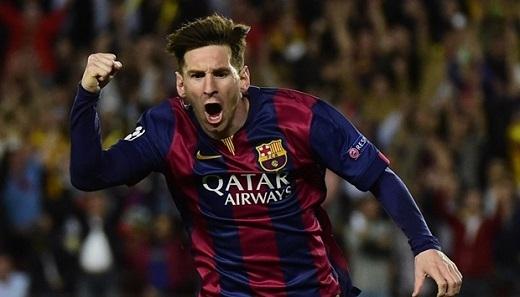 5 kỉ lục chờ Lionel Messi xô đổ trong năm 2016