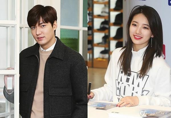 Cặp đôi Lee Min Ho - Suzy (MissA)