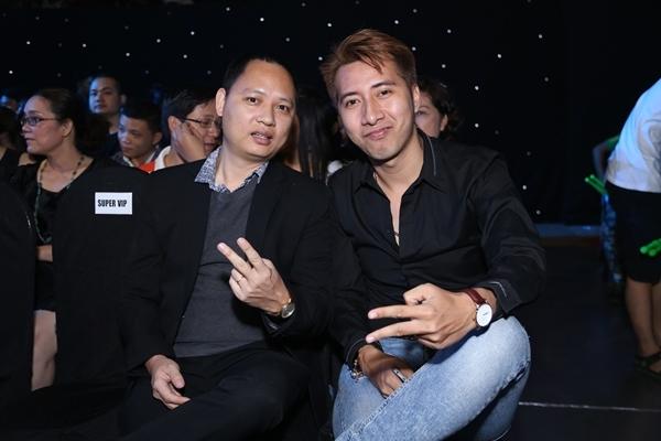 Giám khảo Nguyễn Hải Phong và Only C. - Tin sao Viet - Tin tuc sao Viet - Scandal sao Viet - Tin tuc cua Sao - Tin cua Sao