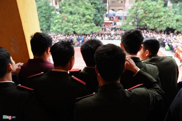 Cuộc thi thu hút hàng nghìn bạn trẻ quan tâm theo dõi.