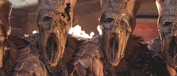 Lời nguyền xác ướp hay xác ướp sống dậy báo thù hóa ra không phải là sự thật như vẫn thấy trên phim ảnh. (Ảnh: Internet)