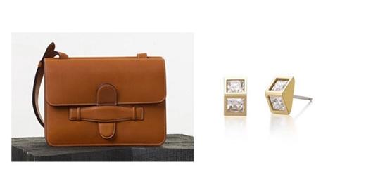 Chiếc túi hiệu Celine có giá 1.950 USD (khoảng 43,5 triệu đồng).(Ảnh: Internet)