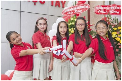Một số hình ảnh của Mỹ Chi tại trường học. (Ảnh: Internet) - Tin sao Viet - Tin tuc sao Viet - Scandal sao Viet - Tin tuc cua Sao - Tin cua Sao