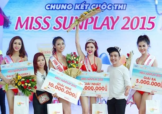 Ngoài ra, các thí sinh lọt vào top 10 của cuộc thi cũng sẽ nhận được phần thưởng trị giá 2 triệu đồng, cùng 1 năm sử dụng sản phẩm Sunplay. (Ảnh: Internet)
