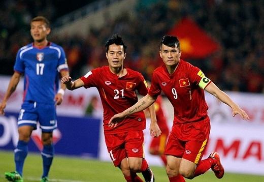 Cửa đi tiếp vào vòng loại thứ ba World Cup 2018 của Việt Nam rất nhỏ. (Ảnh: Getty)