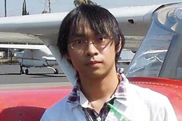 Kabu Terauchi, 23 tuổi đã tự tử sau khi thiếu nữ mình giam cầm chạy trốn.