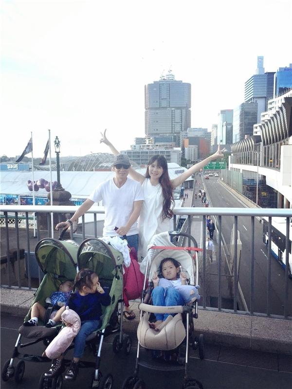 Thích thú trước loạt ảnh gia đình hạnh phúc của Lý Hải - Tin sao Viet - Tin tuc sao Viet - Scandal sao Viet - Tin tuc cua Sao - Tin cua Sao