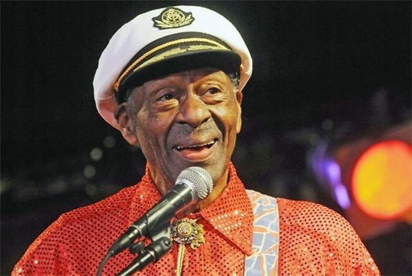 Rocker Chuck Berry từng ngồi tù vì lạm dụng tình dục bé gái. Ảnh: WireImage - Tin sao Viet - Tin tuc sao Viet - Scandal sao Viet - Tin tuc cua Sao - Tin cua Sao