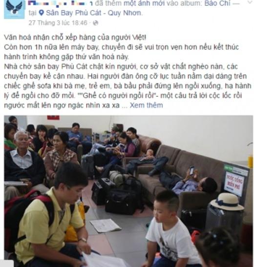 Chia sẻ của Pham Ngoc Thanh gây ra những luồng tranh luận trái chiều.