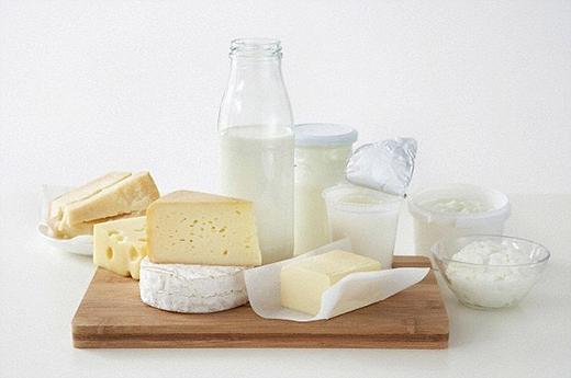 Một chế độ dinh dưỡng nói Không với sản phẩm như sữa, phô-mai, sữa chua... của giáo sư Plant.
