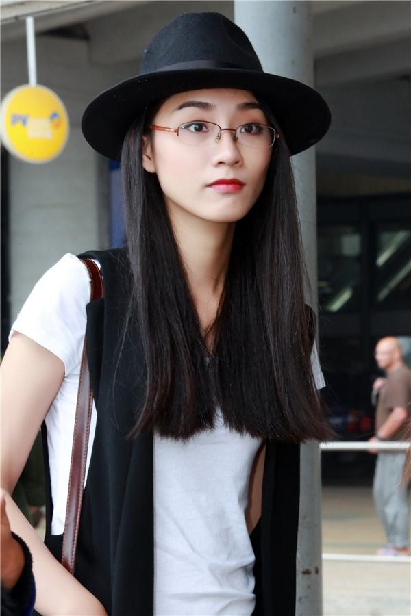 Á quân Next Top mùa thứ hai Trà My nữ tính hơn với mái tóc dài. - Tin sao Viet - Tin tuc sao Viet - Scandal sao Viet - Tin tuc cua Sao - Tin cua Sao