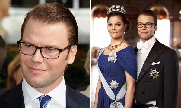 Là anh chàng Lọ Lem duy nhất trong danh sách,Daniellàhuấn luyệnviên thể hình choCông chúa Victoria của Thụy Điển, người sẽ thừa kế vương vị. (Ảnh: Bright Side)