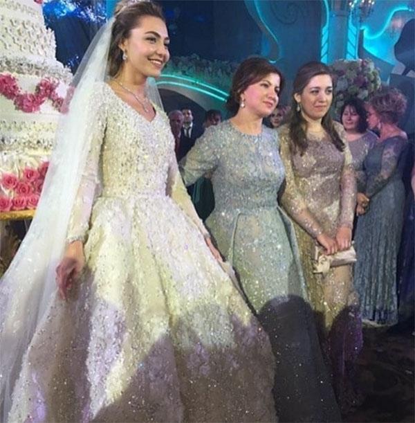 Đặc biệt, đám cưới này còn có sự góp mặt của Jennifer Lopez và Enrique Iglesias. Ảnh: (Internet)