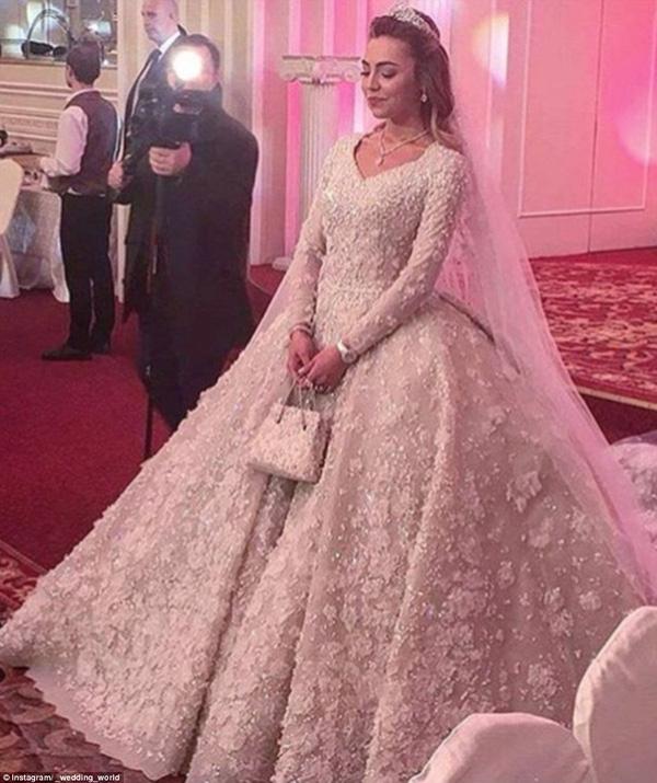 Theo ước tính, toàn bộ chi phí cho đám cưới này có thể chạm mốc 1 tỷ USD. Ảnh: (Internet)