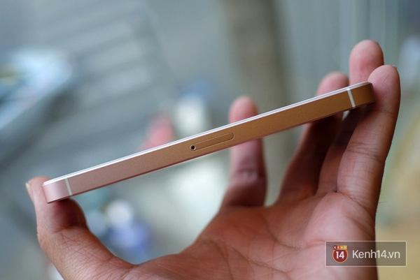 Chưa bán ra chính thức, iPhone SE đã xuất hiện tại Việt Nam. (Ảnh: Internet)