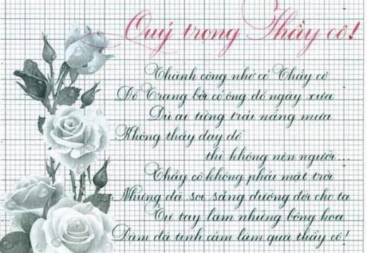 Nữ sinh Thái Bình xinh như hoa, viết chữ đẹp như vẽ