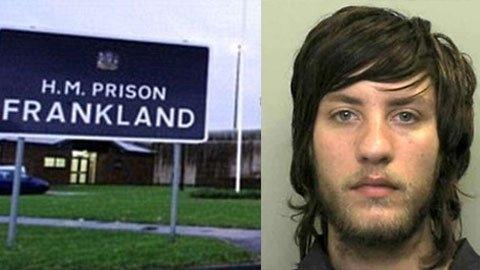Mitchell Harrison bị phạt tù năm 2010 vì cưỡng hiếp một nữ sinh 13 tuổi. (Ảnh: Internet)