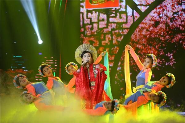"""""""Nữ hoàng nhạc sến miền Tây"""" Hoàng Châu sẽ hóa thân thành Huyền Trân công chúa – một trong những công chúa nổi tiếng và có ảnh hưởng nhất lịch sử Việt Nam. - Tin sao Viet - Tin tuc sao Viet - Scandal sao Viet - Tin tuc cua Sao - Tin cua Sao"""