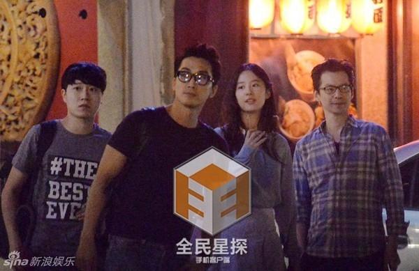 Rộ tin Lưu Diệc Phi bỏ rơi Song Seung Hun vì tình đồng tính