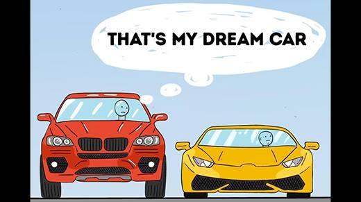 Bạn có biết ước mơ của người khác là cái bạn đang có