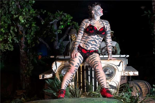 Người hổ Katzen Hobbes. (Ảnh: Internet)
