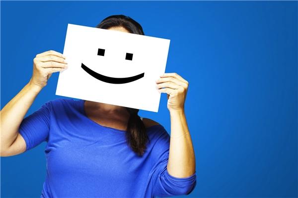 Hạnh phúc hay niềm vui xuất phát từ tâm hồn và trái tim.(Ảnh: Internet)