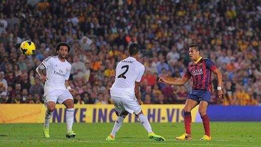 Alexis Sanchez | Barcelona | 3 bàn.(Ảnh: Internet)