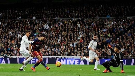 Luis Suarez | Barcelona | 3 bàn.(Ảnh: Internet)
