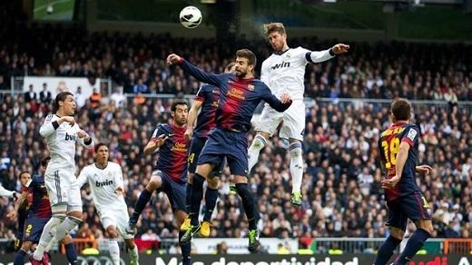Sergio Ramos | Real Madrid | 3 bàn.(Ảnh: Internet)