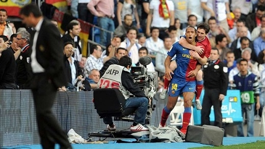 Thierry Henry | Barcelona | 3 bàn.(Ảnh: Internet)