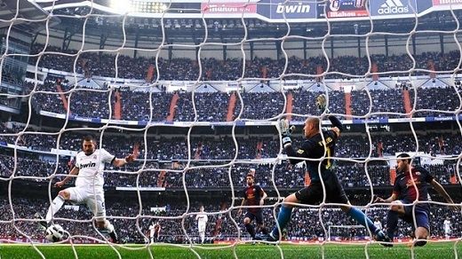 Karim Benzema| Real Madrid | 5 bàn.(Ảnh: Internet)