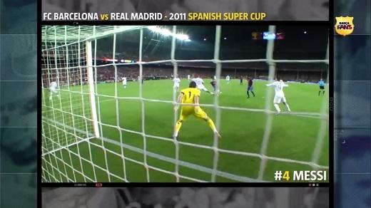 Lại là anh, Lionel Messi!