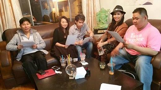 Những hình ảnh về hoạt động nghệ thuật của Minh Béo tại quận Cam trước khi bị bắt vào ngày 24/3 vì các tội danh tình dục vừa được hé lộ. - Tin sao Viet - Tin tuc sao Viet - Scandal sao Viet - Tin tuc cua Sao - Tin cua Sao